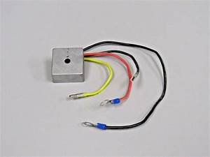 Club Car Voltage Regulator Ds 1992