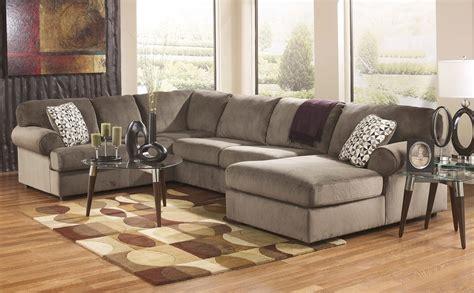 jessa place furniture jessa place dune 39802 sectional sofa
