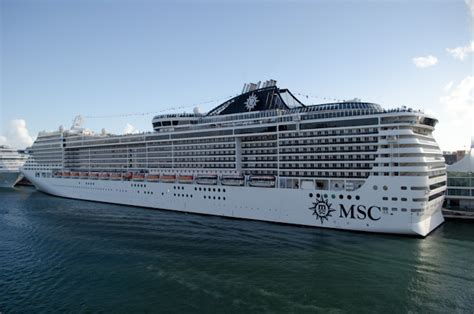 live voyage preview msc divina from the deck chair