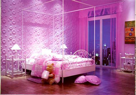 Interior Home Bedroom Over Light Wallpaper Ideas