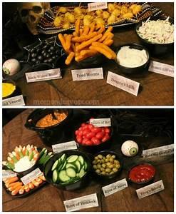 Buffet Halloween : food ideas for halloween buffet adults ~ Dode.kayakingforconservation.com Idées de Décoration