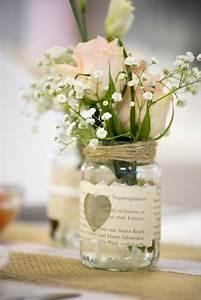 Fotoecke Hochzeit Selber Machen : 25 b sta tischdeko hochzeit vintage id erna p pinterest hochzeitsblumen im glas tischdeko ~ Markanthonyermac.com Haus und Dekorationen