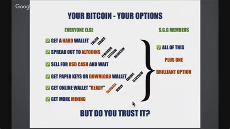 There are only ever going to be 21 million bitcoins, because that's how the program is set up. Bitcoin Uncertainly Blockchain Explained In Simple Terms Hangout - YouTube