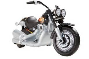 New Fisher-price Power Wheels Harley-davidson Cruiser Ride