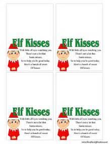Elf On the Shelf Printable Letter Templates Free
