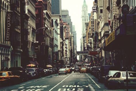 New York, Photography, Street, Style, Taxi  Image #344538