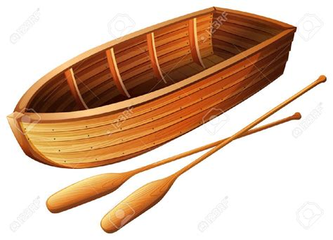 Wood Boat Drawing by Wooden Boat Clipart Clipground