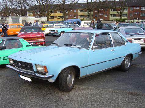 Opel Rekord by Opel Rekord D Junglekey De Bilder