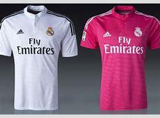 Las nuevas camisetas del Real Madrid Goalcom