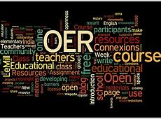 Open educational resources for school teachers from