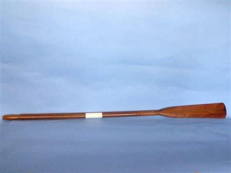 buy wooden newport rowing oar 62 quot model ship assembled