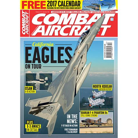 Subscribe To Combat Aircraft Magazine