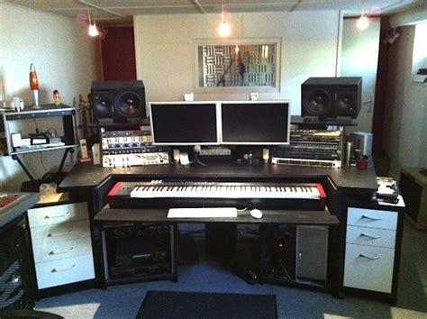 bureau studio musique photo no name meuble rack bureau studio divers