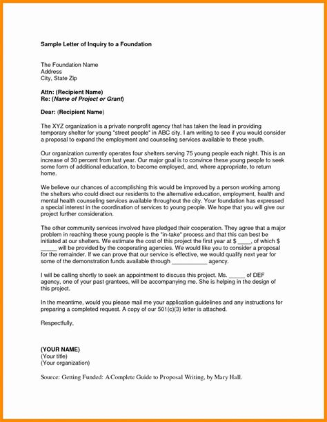 joint venture proposal letter template samples