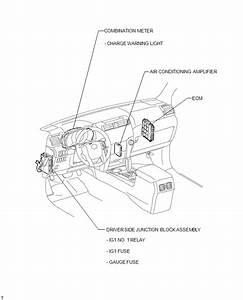 Toyota 4runner  Charging System
