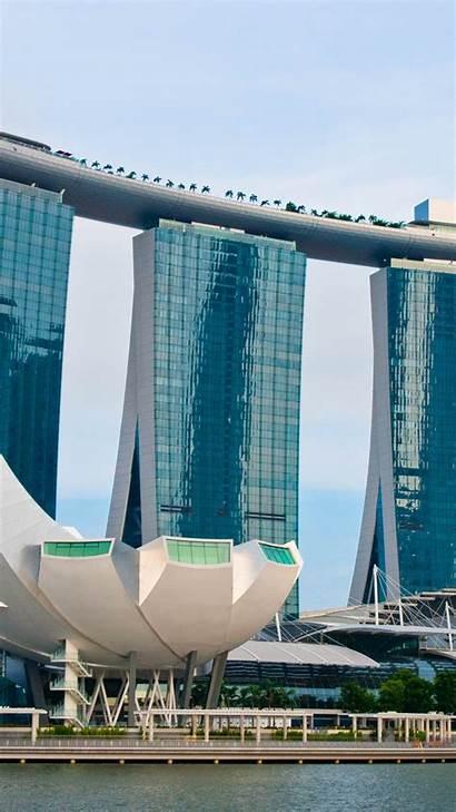 Marina Sands Singapore Bay Hotel Casino Pool