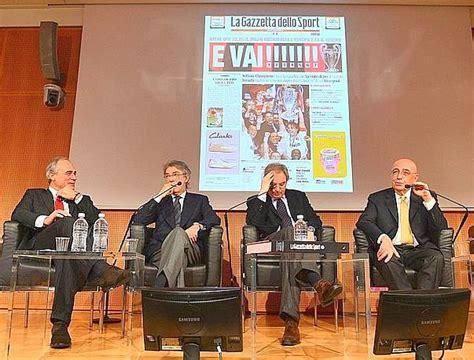 Sede Gazzetta Dello Sport Candido Day In Gazzetta