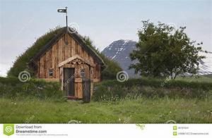 Maison En Bois Nord : l 39 islande maison en bois islandaise traditionnelle l 39 islande du nord image stock image du ~ Nature-et-papiers.com Idées de Décoration