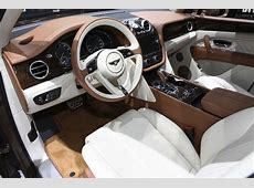 Bentley Bentayga 2016 le meilleur SUV au monde ? Photo