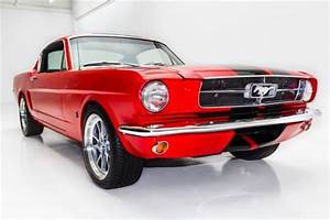 1965 Ford Mustang 302 4