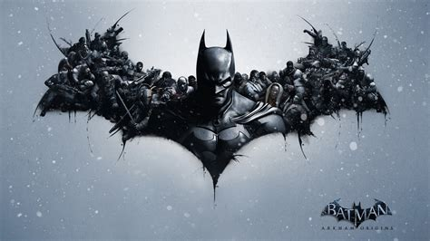 batman arkham origins video game wallpapers hd