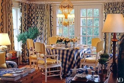 style rooms architectural digest