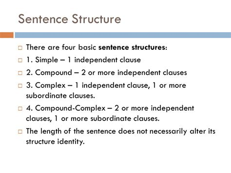 Sentences, Phrases, And Clauses  Ppt Video Online Download