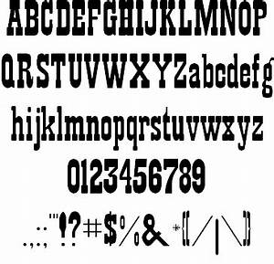 Playbill font by Hank Gillette - FontSpace
