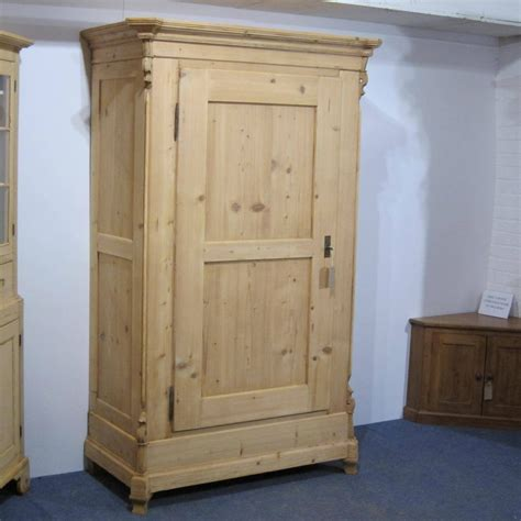 Ready Made Wardrobes by 15 Best Single Door Pine Wardrobes