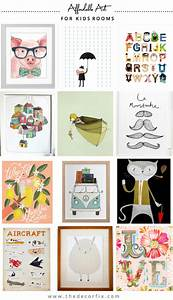 Places to Find Art for Kids' Room i 2018 | DIY Ideas ...
