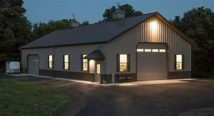 488 best hobby garages images on pinterest morton With 60x60 metal building