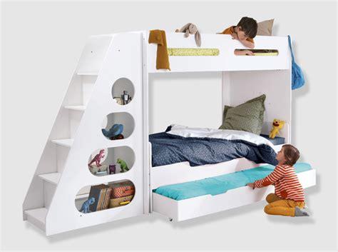 chambre adulte fly 80 lits mezzanine pour gagner de la place décoration