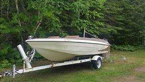 1979 Glastron Boat And Trailer