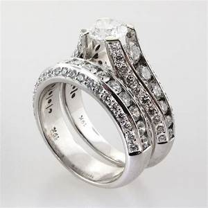 Unique wedding ring sets wedding ideas for Awesome wedding ring sets