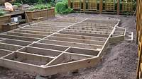 ground level deck plans Ground level deck plans inspiration decorating floating ...