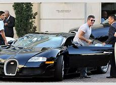 Os 10 carros mais caros das celebridades de Hollywood Jetss