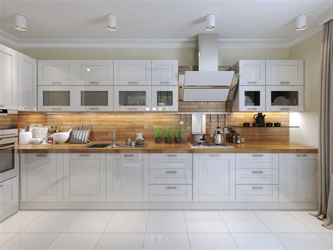 pics of kitchens with cabinets how to repaint your kitchen cabinets the way a 9094