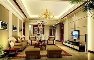 living room ceiling ideas - TjiHome