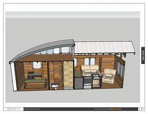 Our Tiny House Floor Plans Construction PDF + SketchUp The ...