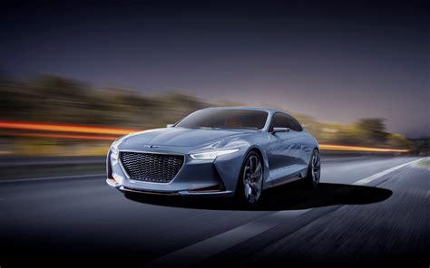 Hyundai Genesis New York Concept Wallpaper   HD Car ...