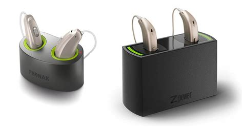 rechargeable hearing aids     options