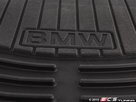 Genuine Bmw  82550151192  Front All Weather Rubber Floor