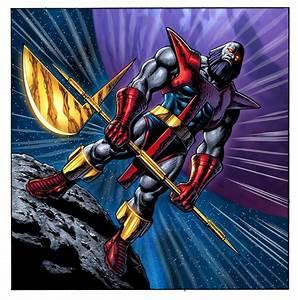 Terrax — Marvel Heroes Omega