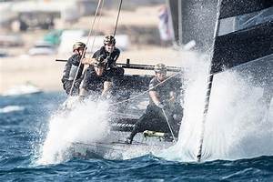 Oman Air comes out top on opening day of Extreme Sailing ...