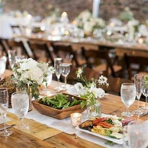 25 best ideas about family style weddings on pinterest With dinner ideas for wedding reception