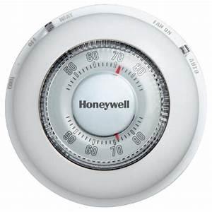 Honeywell Round White Low
