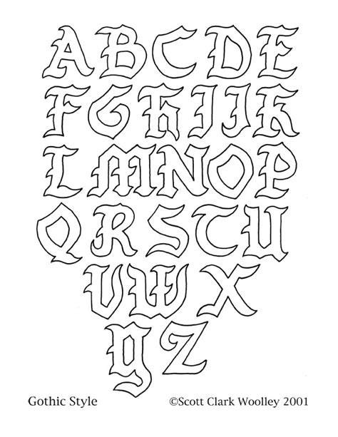 different letter styles 17 calligraphy design images different lettering 54400