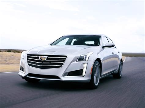 Cadillac Car : Cadillac's New Sedan Can Talk To Other Cars