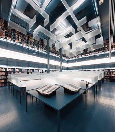 เปิดห้องสมุดใหม่ คณะสถาปัตย์ จุฬาฯ สุดล้ำดูเก๋ พื้นที่ ...