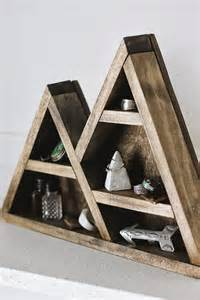 DIY Jewelry Shelf Mountain